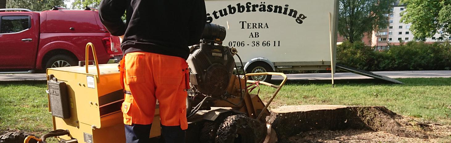 Terra AB slide 5