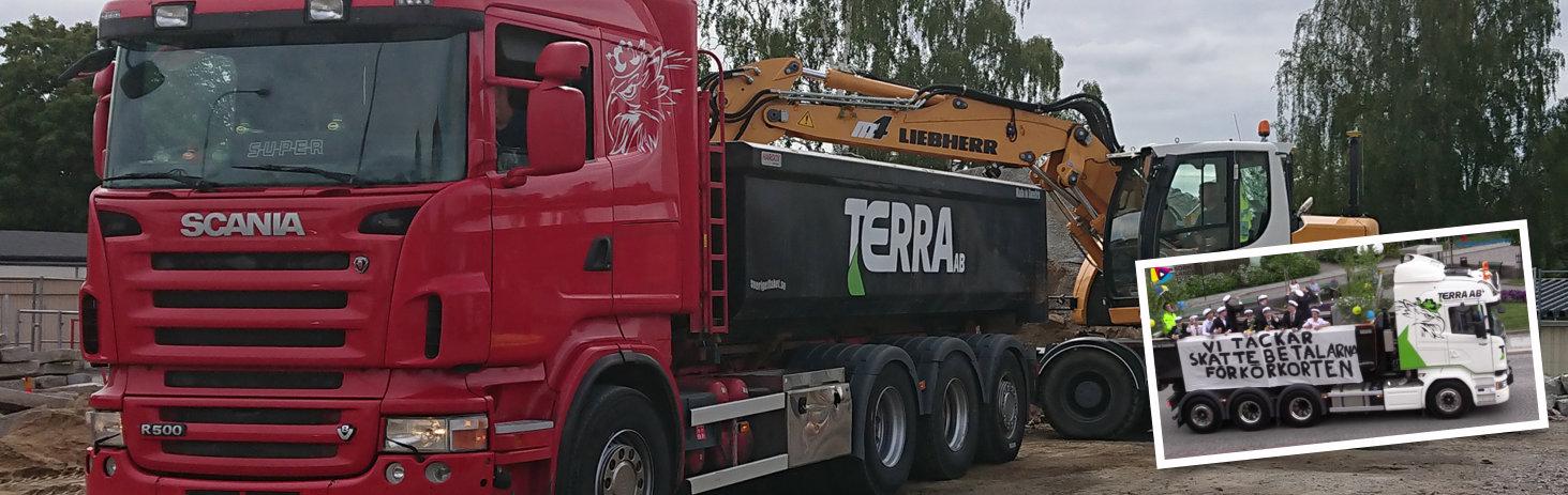 Terra AB slide 3